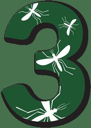 3 mosquito logo